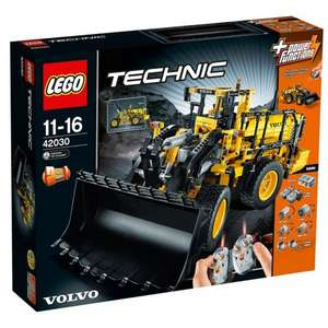 LEGO Technic 42030 VOLVO L350F for £117.99 with Code at SMYTHS