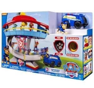 Paw Patrol Lookout Play Set £29.19 @ Amazon