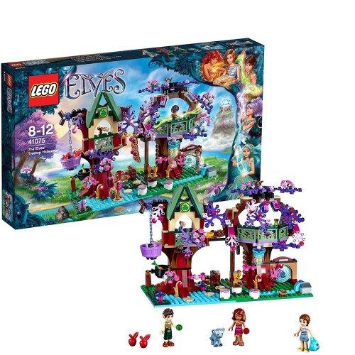 LEGO Elves 41075: The Elves' Treetop Hideaway £25.54 @ Amazon
