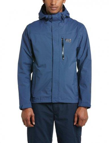 Helly Hansen Men's Kikori jacket, L.. Blue steel @ Amazon - £31.32