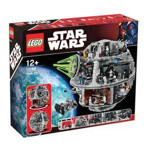 LEGO Star Wars Death Star 10188 - £262.99 with code NOV12OFF @ Smyths Toys
