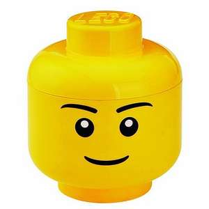 Half price LEGO Storage Head Small Boy @ Debenhams £6.50 Free CnC
