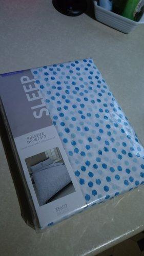 king-size duvet cover £3.50 @ Tesco (Ruthin)