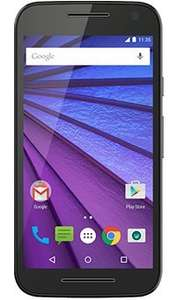 Motorola moto g 3rd gen 2015 edition - 5 inch screen - quad core - 13mp camera - micro sd card slot - £100 for existing vodafone customers or £110 (£100 plus £10 top up) for non vodafone customers - in-store deal!