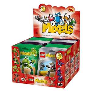 Lego Mixels £1.49 half price at Smyths (great stocking filler)C&C Only