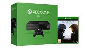 Xbox One (1TB)  Halo 5, £299 at Smyths (other bundles available)
