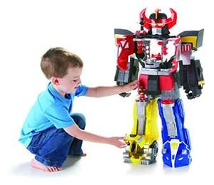 IMAGINEXT Power Rangers Morphing Megazord £39.08 @ Amazon