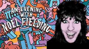 1/2 price An Evening with Noel Fielding tickets (Sat 28th Nov) - £12.50 @ RockFM Offers
