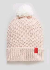Alder Hey Matalan Beanie or Bobble Hats Children's £4 Adult's £8 @ Matalan