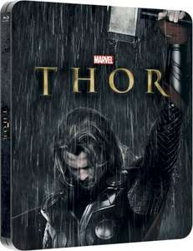Thor 3D (Includes 2D) Lenticular Zavvi exclusive Steelbook Blu-Ray Pre-Order £24.99 @ Zavvi