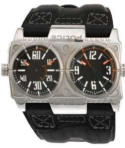 Police Men's Dominator Watch with Black Dial Analogue Display £74.81 Delivered @ Amazon.co.uk
