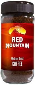 Red Mountain 95g Jar of Coffee £0.55 instore @ Co-operative