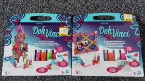 Doh Vinci £12.99 reduced to £5 @ Smyths Toys