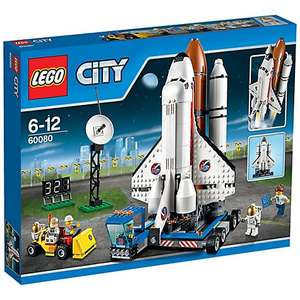 Lego City Spaceport 60080 £48.97 at John Lewis!