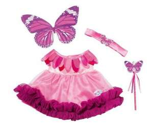 Baby born fairy dress almost half price £6.56 (Prime) £9.56 (Non-Prime) @ amazon