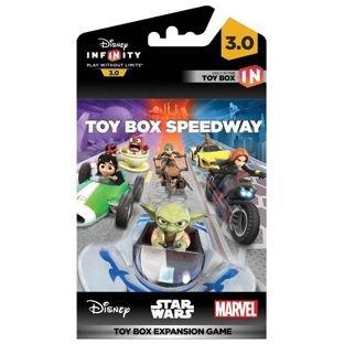 Disney Infinity 3.0: Toy Box Speedway £6.49 @ Argos