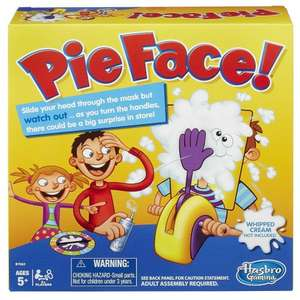 Pie Face £16.58 delivered @ Amazon US