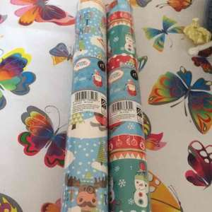 Asda Christmas wrapping paper £1 10m