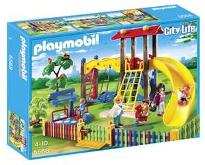 Playmobil 5568 City Life Preschool Children's Playground £21.82 Delivered @ Amazon