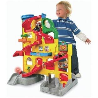 Fisher-Price Little People Wheelies Stand 'N' Play Rampway Half Price £29.99 @ Argos