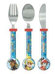Paw patrol cutlery £3 @ asda direct free delivery to store