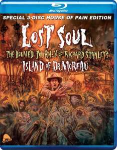 Lost Soul: Doomed Journey of Richard Stanley's Island of Dr Moreau 3 Disc Set - £12.53 Delivered @ wowhd