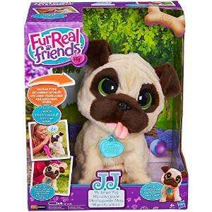 Furreal Friends JJ My Jumping Pug Pet Toy £29.19 & Free Delivery @ Amazon