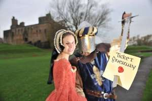 Free entry to Edinburgh Castle, Stirling Castle & 30+ other places in Scotland with @ Historic Scotland