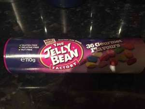 The Jelly Bean Factory - Jelly Beans 110g Asda 2 for £1.50 or 1 for £1.00
