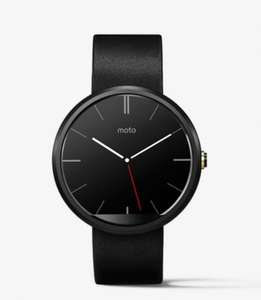 Moto 360 from Google Store - Now £99.99
