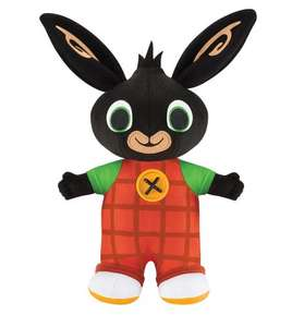 Bing Talking Bing Plush 9-inch Toy £7.99 (Prime) / £11.98 (Non-Prime) @ Amazon