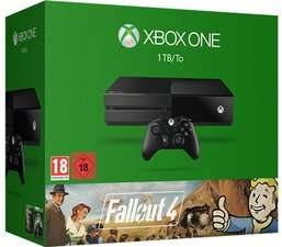 Xbox One 1tb console + fallout 4 + fallout 4 skin  + cod ghosts + 2 Month NowTv £299.99 @ Game