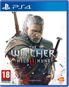 The Witcher III: Wild Hunt (PS4) - £22.99 @ Zavvi