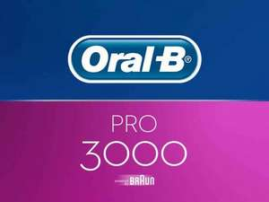 Oral b 3000 toothbrush £23.99 with promo code @ Boots