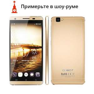 Cubot X15 5.5 inch IPS FHD 4G FDD-LTE Android 5.1 Smartphone 2GB 16GB Quad Core 2750mAh Smartphone for £86.08 @ Aliexpress / GoTop Smartphone