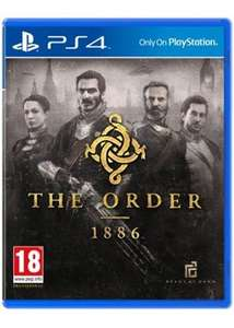 The Order: 1886 (PS4) £14.99 Delivered @ Base