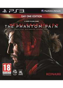 Metal Gear Solid V: The Phantom Pain - Day One Edition (PS3) £18.69 Delivered @ Base