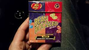 Jelly Belly Bean Boozled Jelly Beans (45g) £2.00 @ Tesco