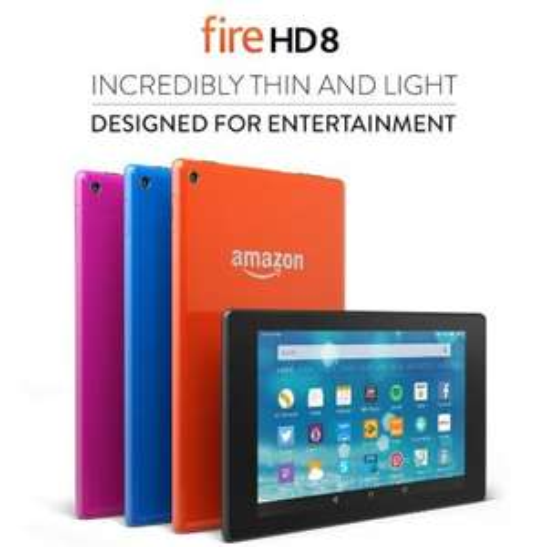Amazon Fire HD 8 Tablet £99.99 @ Amazon