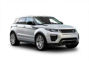 Personal lease: Land Rover Range Rover Evoque Lease deal - £1907.65 Deposit & £280.74 per month (Total = £8645.41) @ allvehiclecontracts