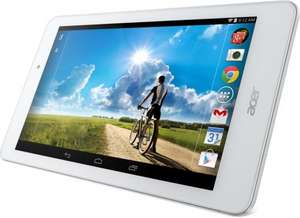 "Acer Iconia A1-840 HD, 8"" Tablet, 16GB in Silver (£44.50 with Boost) £89 at Tesco direct"