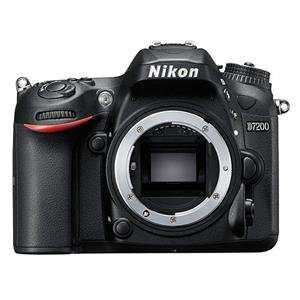 Nikon d7200 Digital SLR Body £752 @ Jessops
