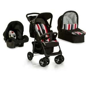 Hauck Shopper Trio Travel System Set - Rainbow / Black.£149.99 @ Argos