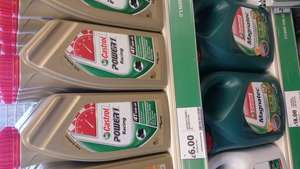Castrol power 1 racing 10w40 motorcycle oil 1 litre £6 @ Tesco