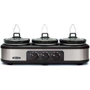 Bella Triple Slow Cooker and Warming Station. £49.99 @ Argos