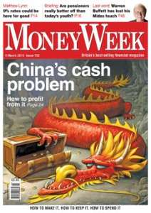 MoneyWeek Magazine 4 ISSUES FREE TRIAL Save £13.80