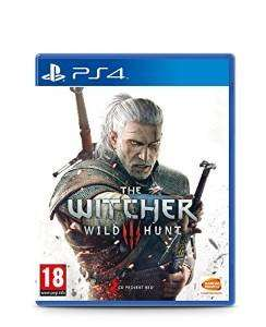 The Witcher 3 [PS4] £24.99 Expedited Delivery @ Amazon