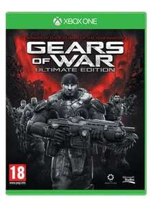 Gears of War: Ultimate Edition with Gears 4 BETA Access £14.99 Instore & Online @ GAME