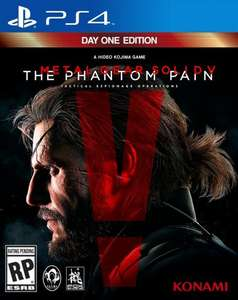Metal Gear Solid V - The Phantom Pain Ps4/Xbox One - £29.99 Game