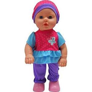 Chad Valley Babies to Love Baby Walking Doll  Half Price !!!  £9.99 @ Argos